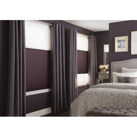 blinds single cell housekeeping honeycomb signature designer filtering good light shades cellular