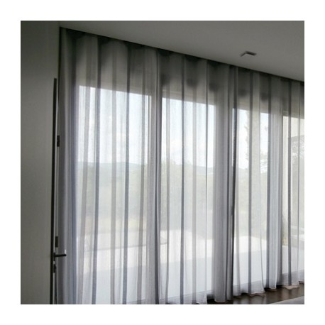 Sheer curtains