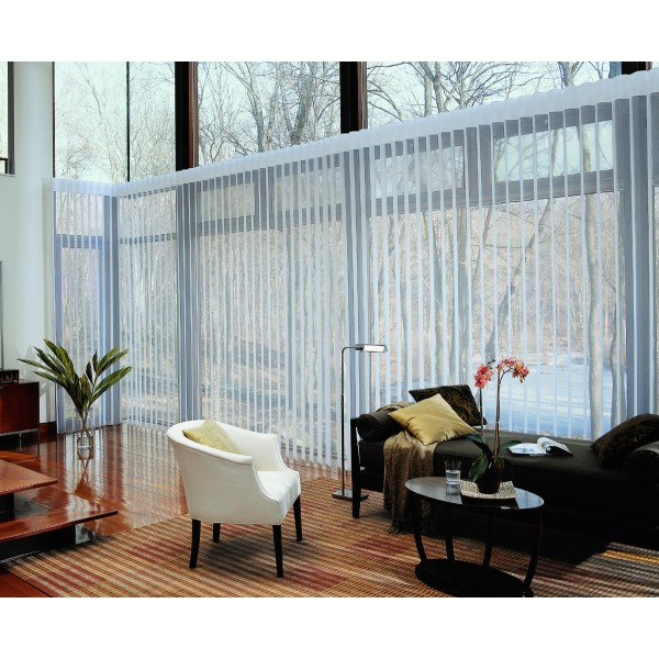 Vertical sheer verti store shade o matic altex for Altex decoration